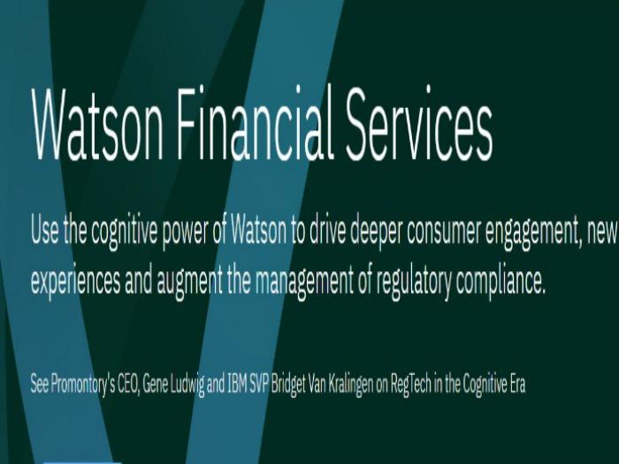 IBM lanza a Waton en Wall Street