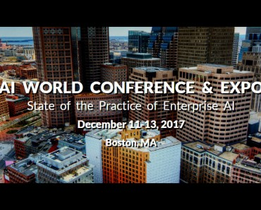 AI World Conference & Expo 2017