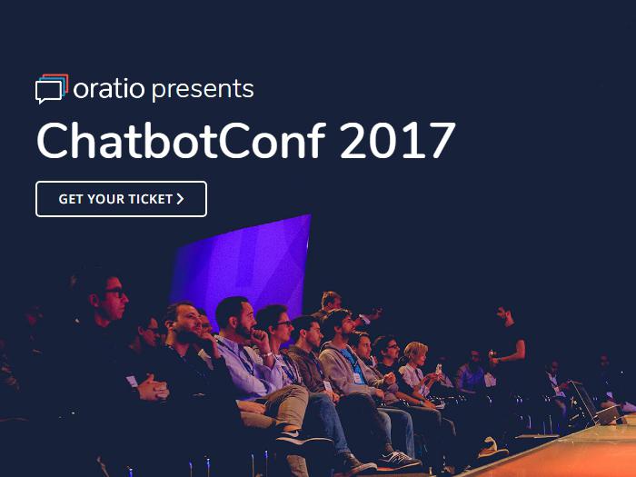 ChatbotConf 2017