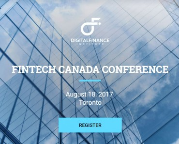 Canada's NationalFinTech Conference 2017