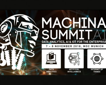 MACHINA Summit AI 2017