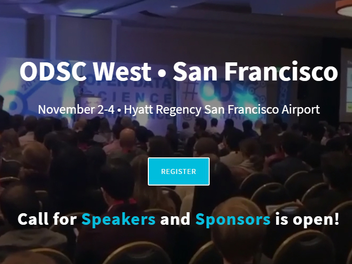 Open Data Science Conference West 2017