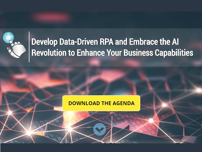 RPA & AI Summit 2017