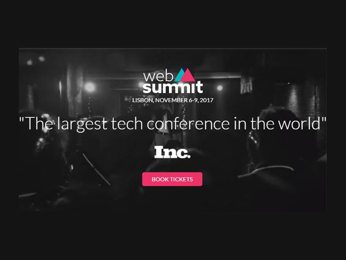 TalkRobot at Web Summit 2017