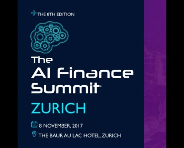 The AI Finance Summit 2017