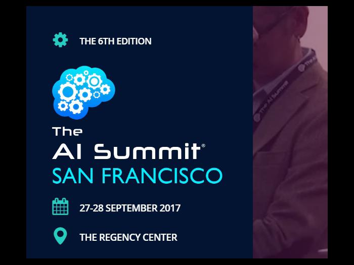 The AI Summit San Francisco 2017