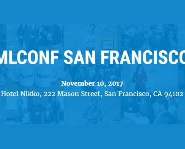 The Machine Learning Conference 2017