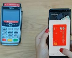 Banco Santander incorpora Samsung Pay a su oferta de pagos por móvil