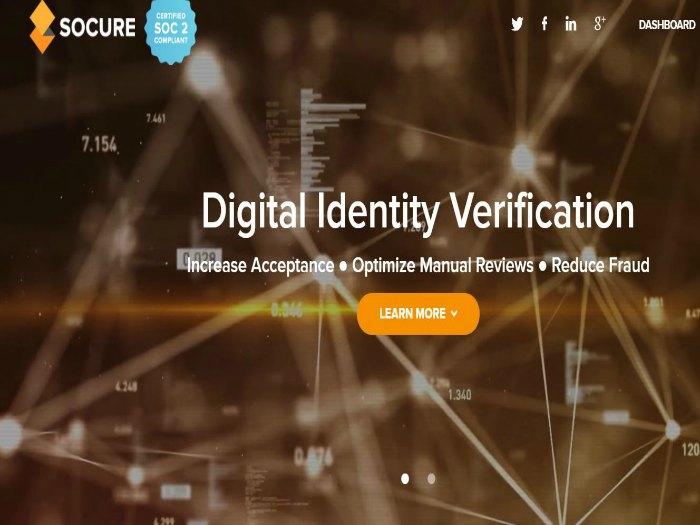 Santander InnoVentures invierte en la startup de identidad digital Socure
