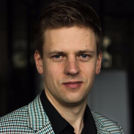 Kaspar Korjus, Director de e-Residency
