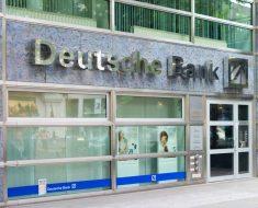 CEO Deutsche Bank empleados sustituidos robots