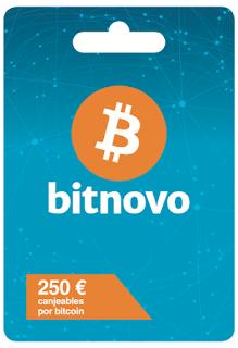 comprar bitcoins en carrefour con bitnovo