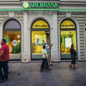 Sberbank blockchain