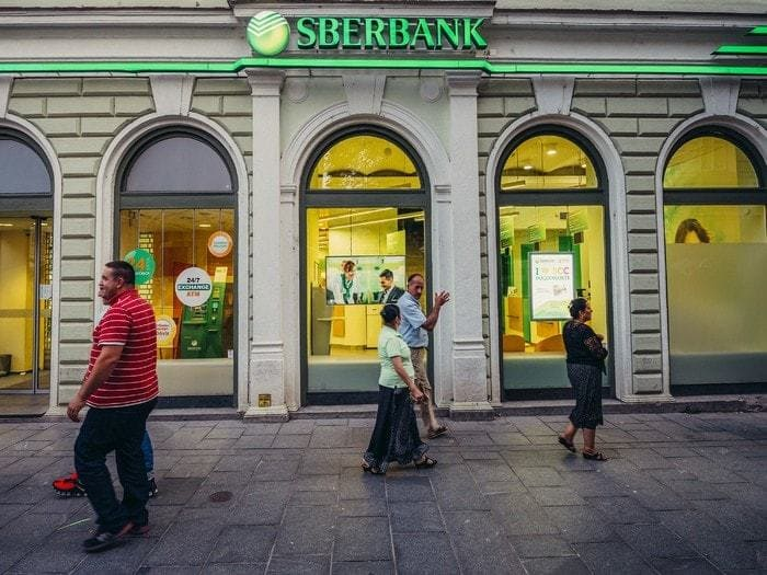 Sberbank, principal banco de Rusia, se une a la Enterprise Ethereum Alliance