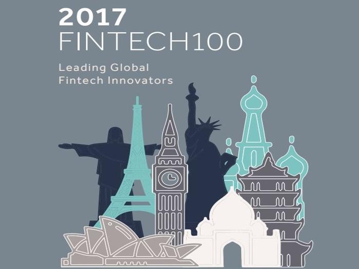 ¿Cuáles han sido las 100 principales empresas fintech en 2017?