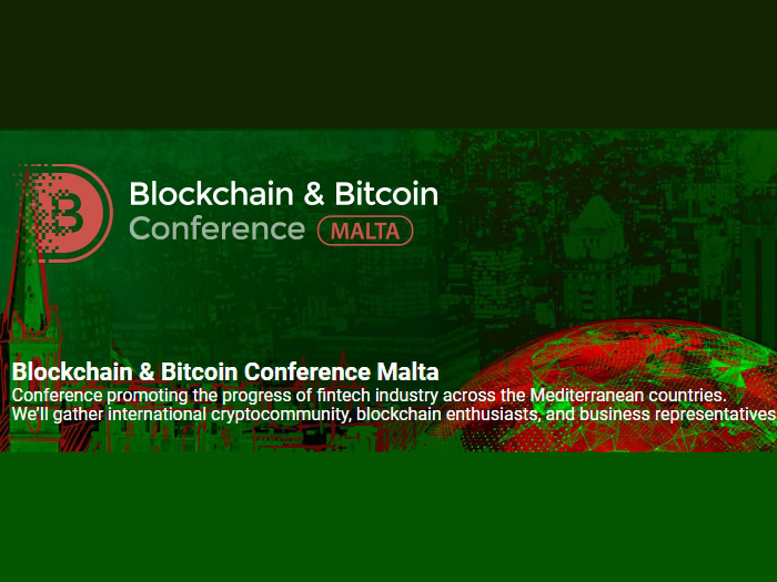 Blockchain & Bitcoin Conference Malta 2017