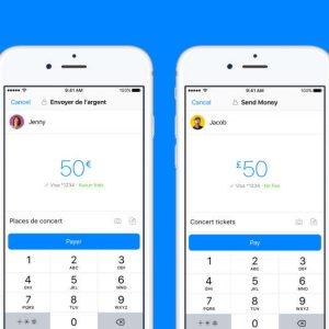 Llegan a Europa los pagos P2P por Facebook Messenger