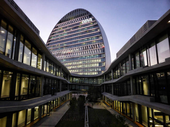 BBVA España mejor banca online de Europa, según Forrester Research