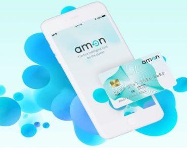 Amon, la 'cripto-tarjeta' que te ahorra tiempo y dinero a través de la IA