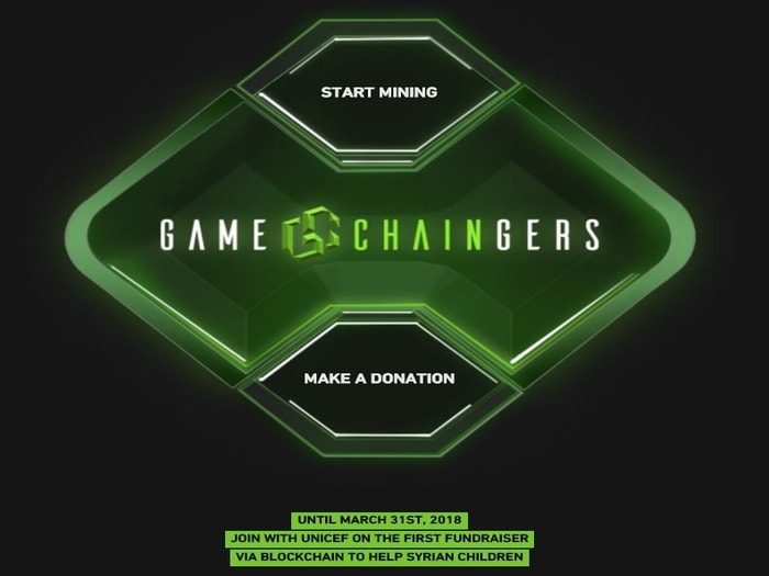 Game Chaingers