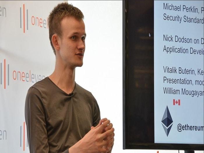 Google quiere reclutar a Vitalik Buterin para un posible proyecto blockchain