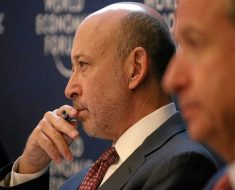 CEO Goldman Sachs bitcoin