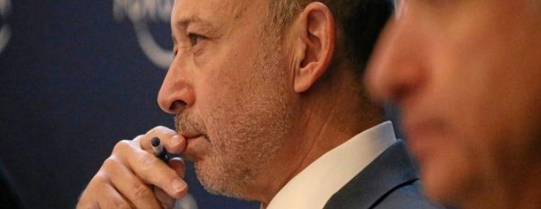 CEO Goldman Sachs bitcoin