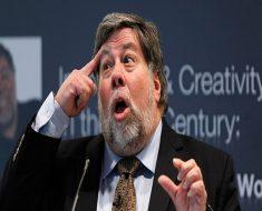 """Según Steve Wozniak, el bitcoin es la única criptomoneda que es """"puro oro digital"""""""